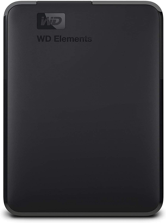 WD 2TB Elements Portable External Hard Drive