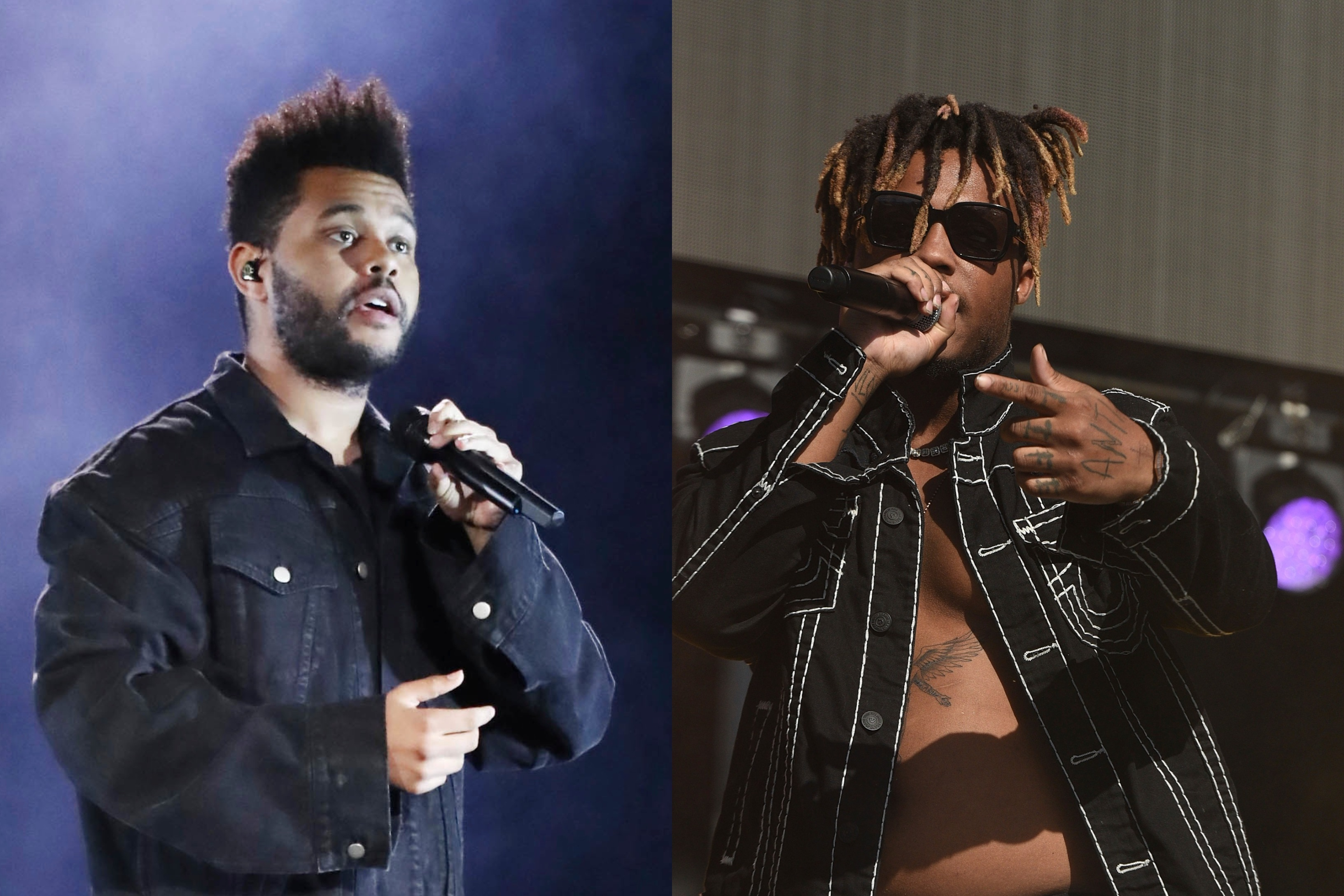 The Weeknd Drops Juice WRLD Collaboration 'Smile' - Rolling Stone
