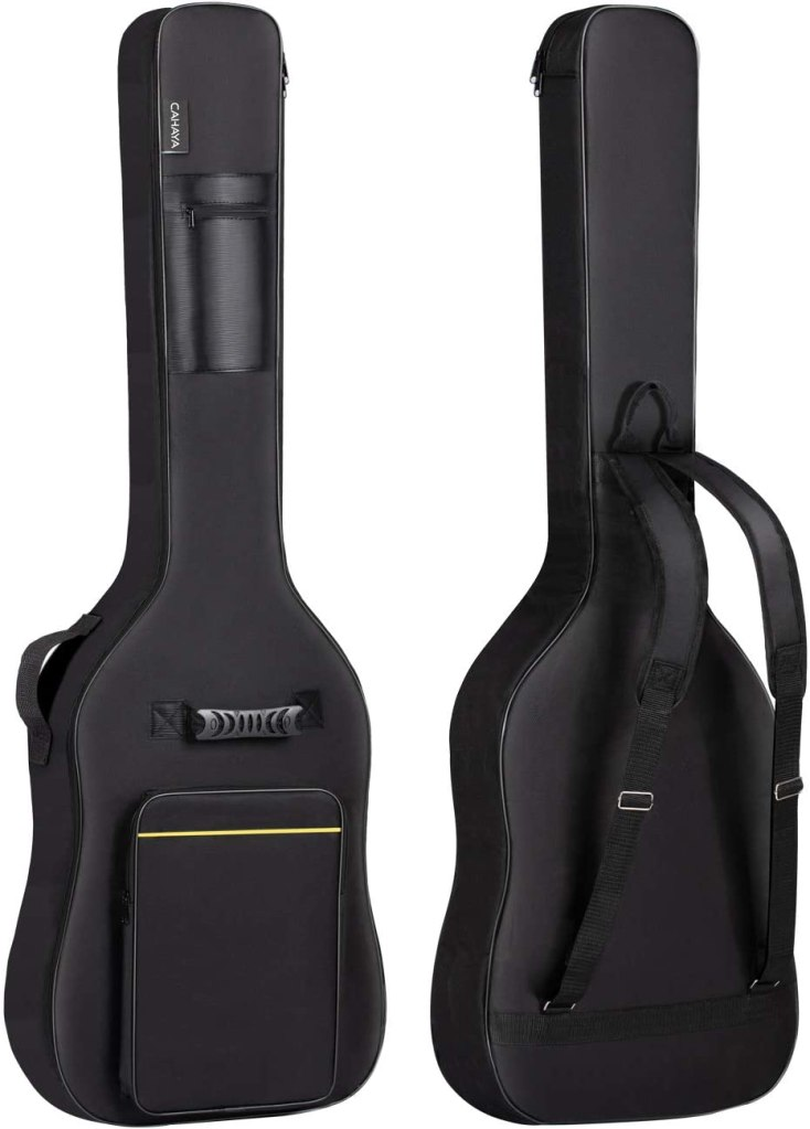 cahaya electric bass guitar bag