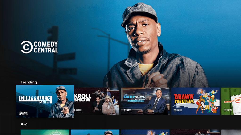 cbs all access chappelles show stream online