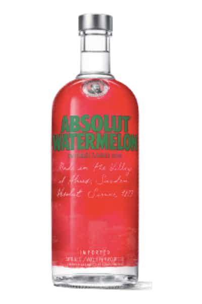 absolut watermelon vodka