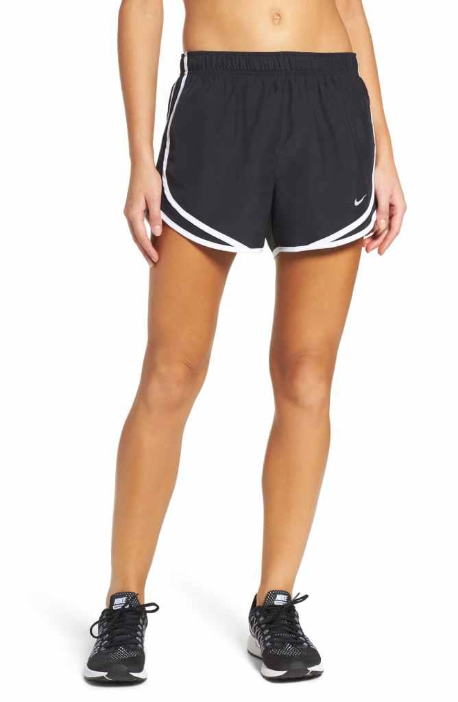running shorts women's nike