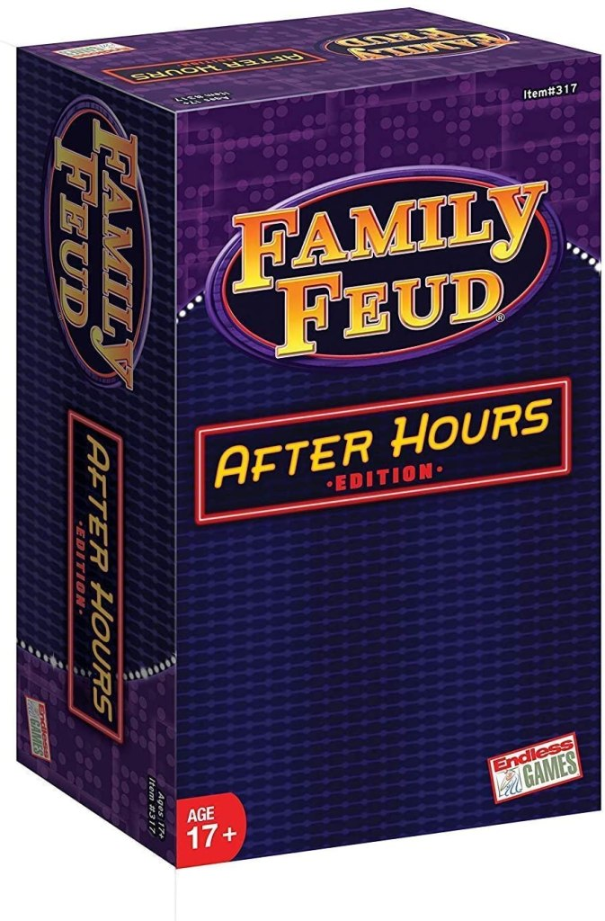 family feud after hours party game