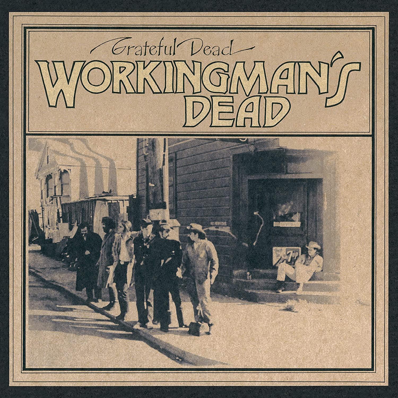 Grateful Dead Workingman's Dead vinyl