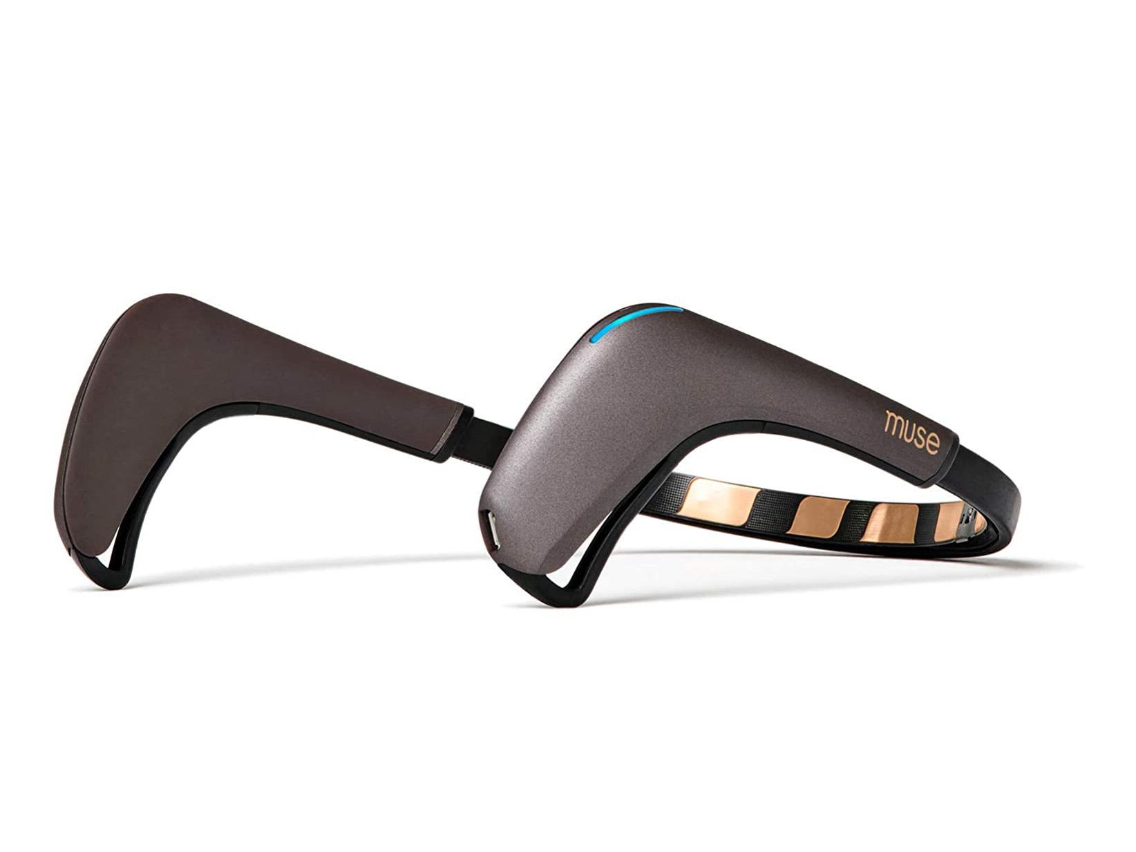 Best Meditation Products — Muse 2 Brain sensing headband
