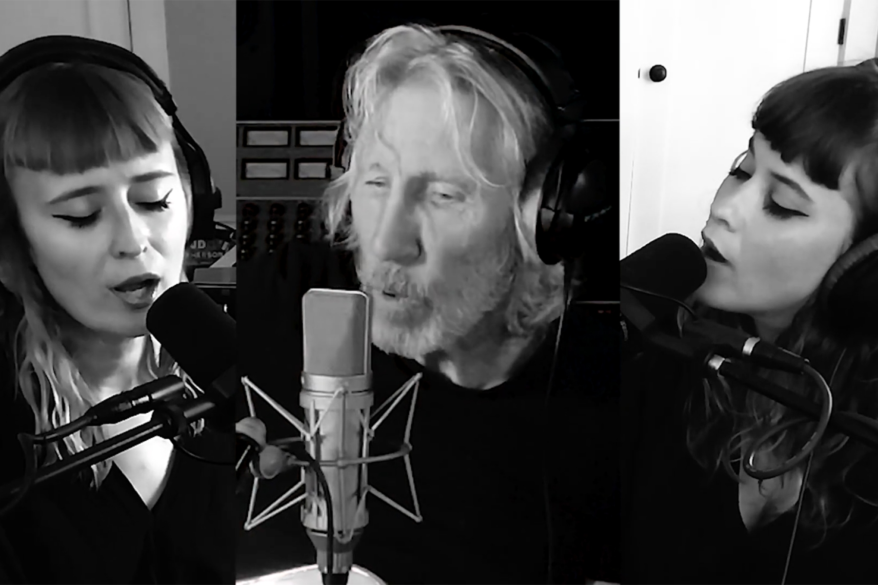 See Roger Waters, Lucius Sing John Prine's 'Hello in There ...