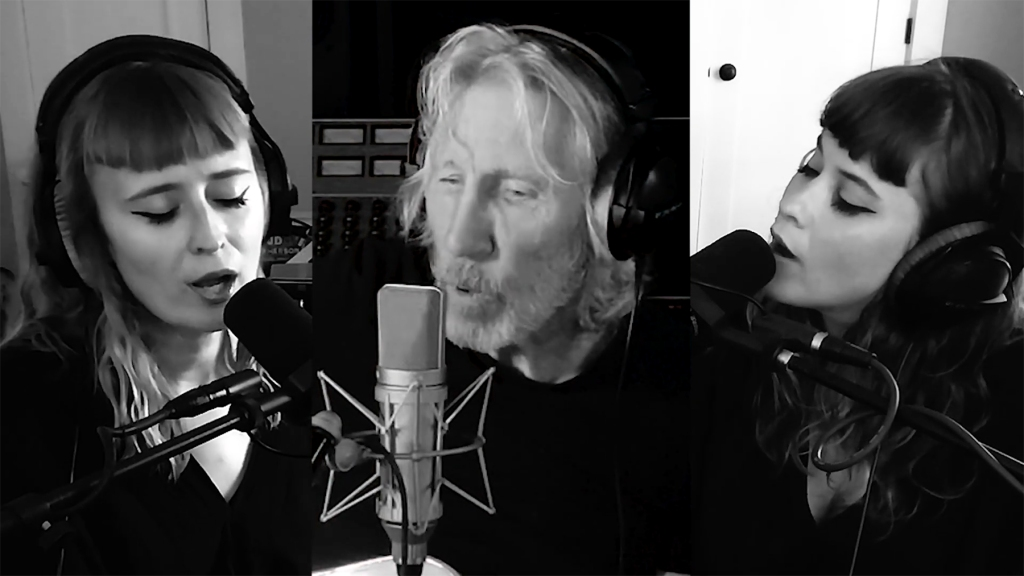 Image of article 'See Roger Waters, Lucius Sing John Prine's 'Hello in There'