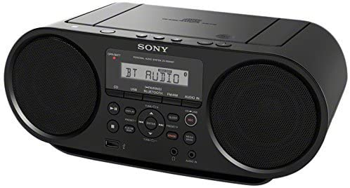 sony portable bluetooth cd player