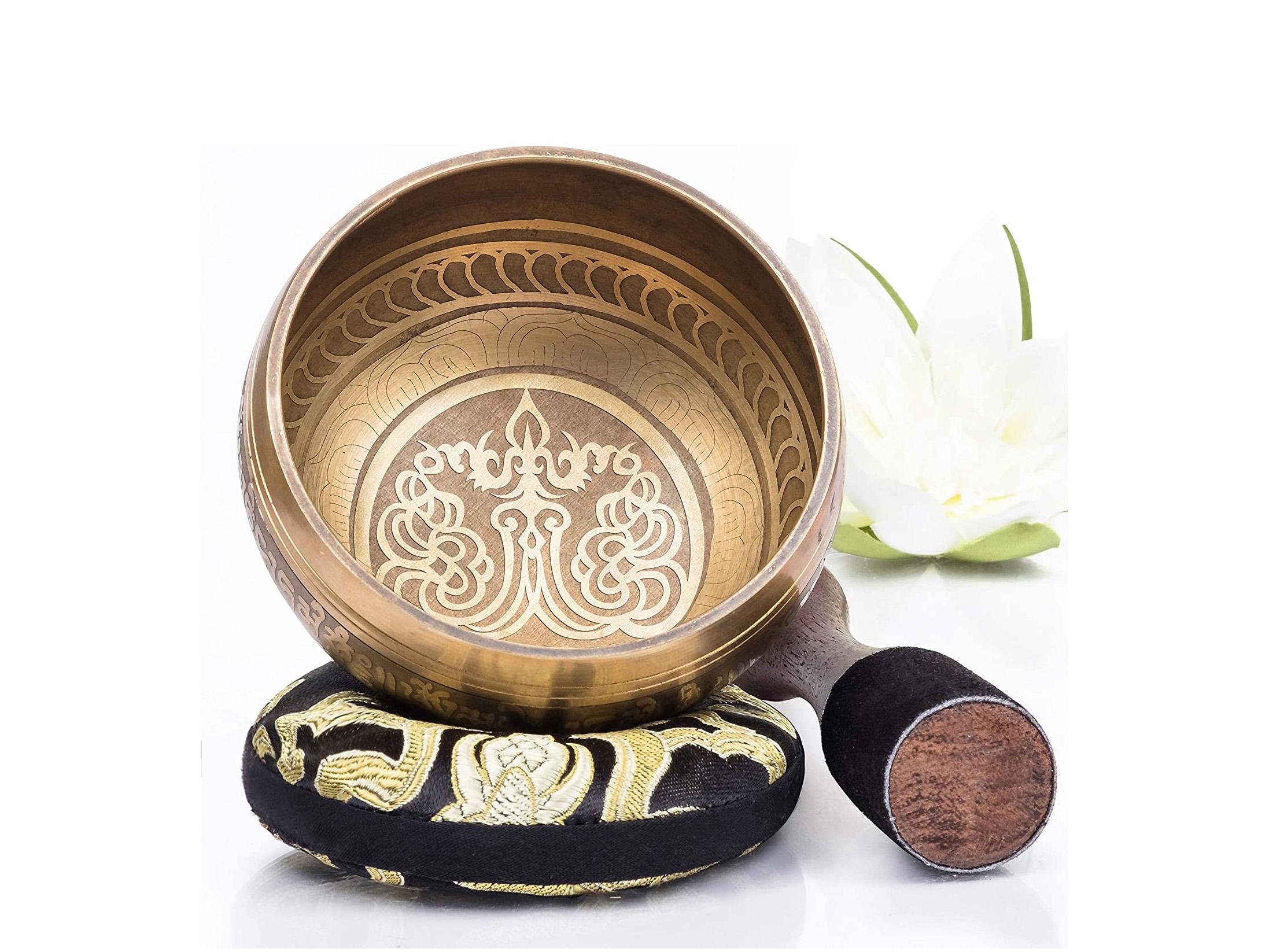 Best Meditation Products — tibetan singing bowl