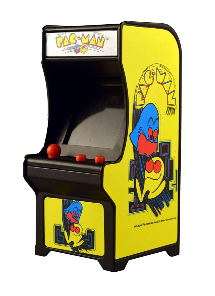 tiny arcade pacman player