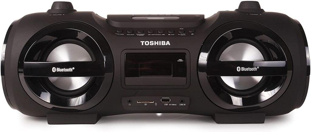 toshiba wireless bluetooth stereo