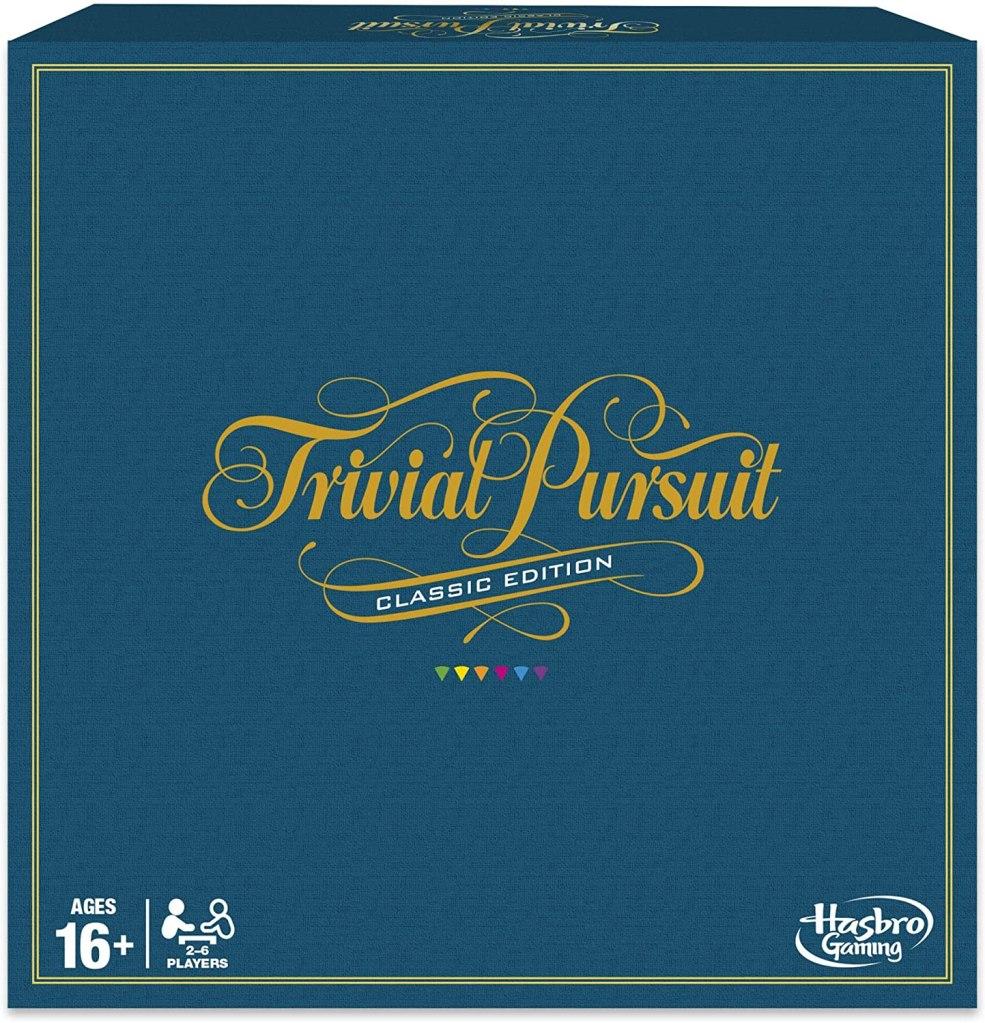 trivial pursuit classic game