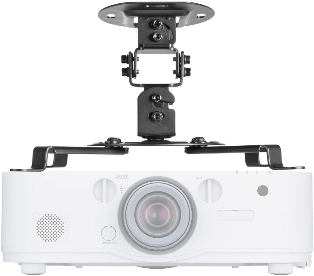 universal projector mount low profile