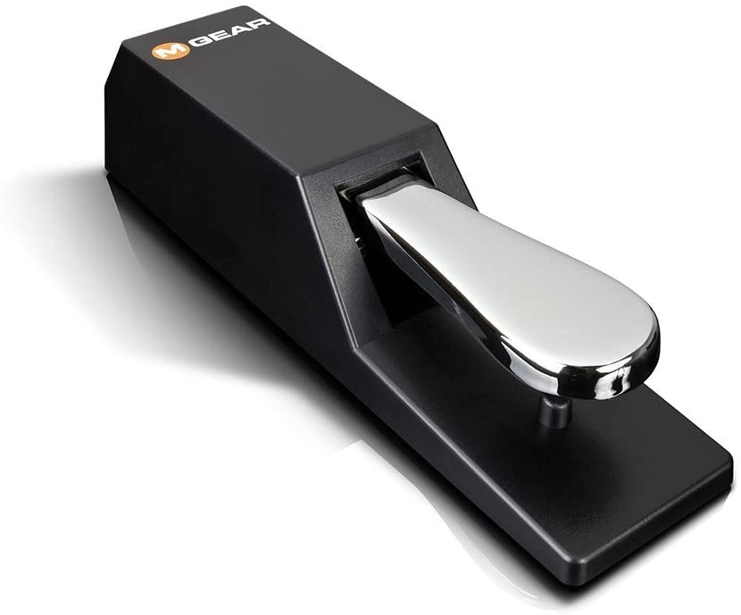 universal sustain pedal piano m audio sp 2