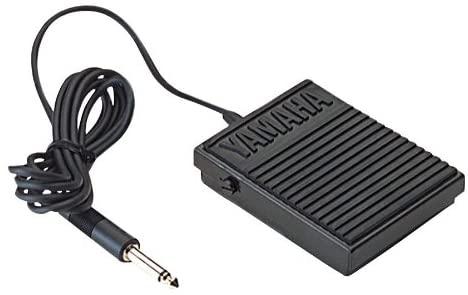 yamaha compact sustain pedal portable keyboard