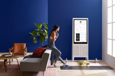These Futuristic Fitness Mirrors Are Full-Fledged Exercise Studios for Your Home