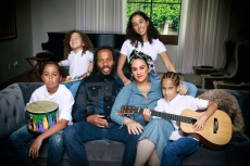 Why Ziggy Marley Made a Children's Album During Quarantine