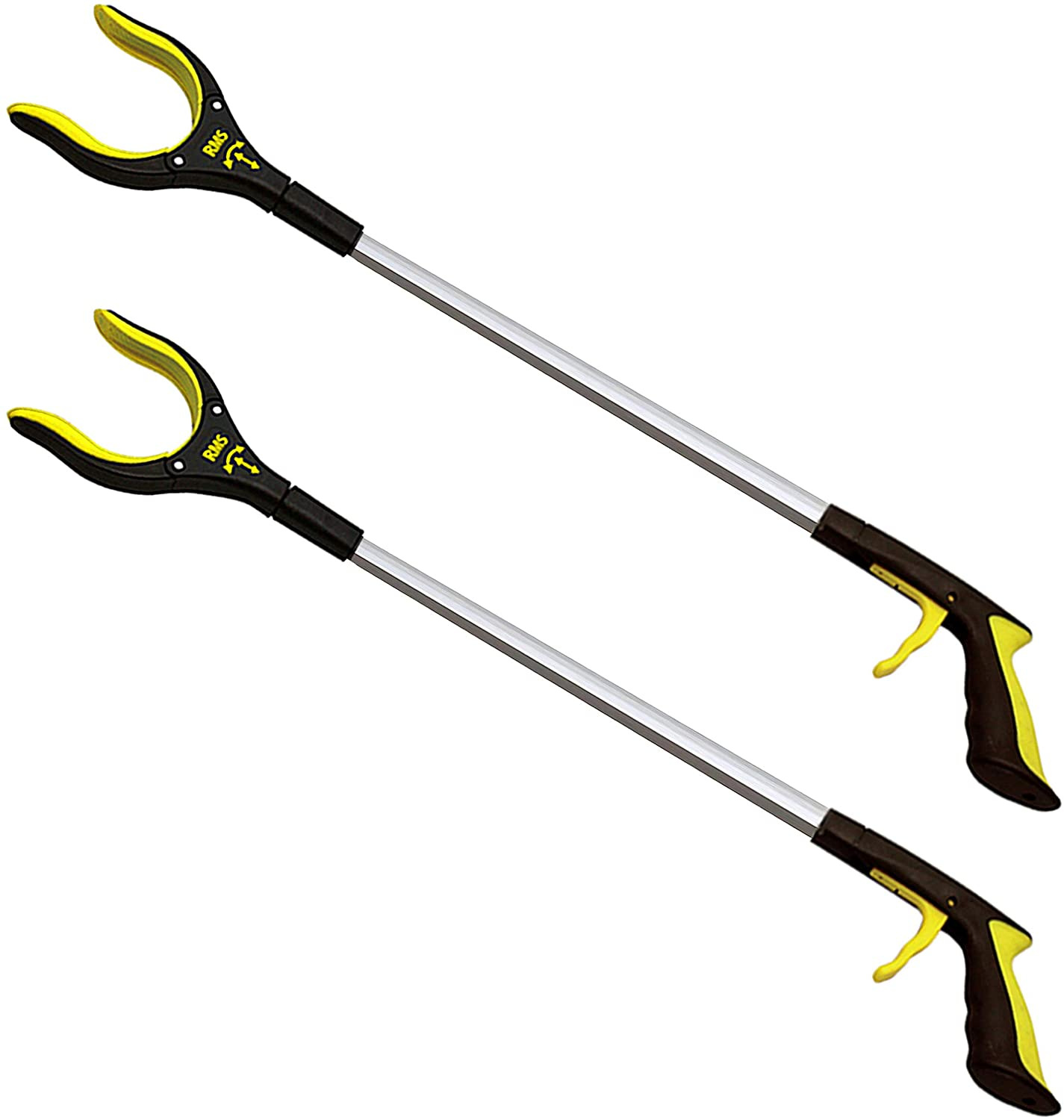 2pack grabber reacher rotating