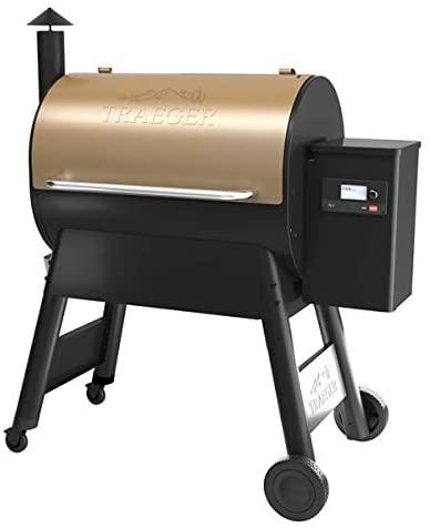 pellet grill traeger pro