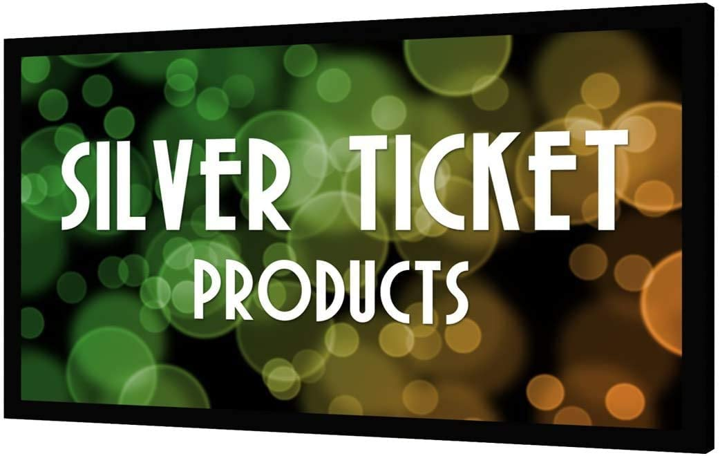 projector screen silver ticket