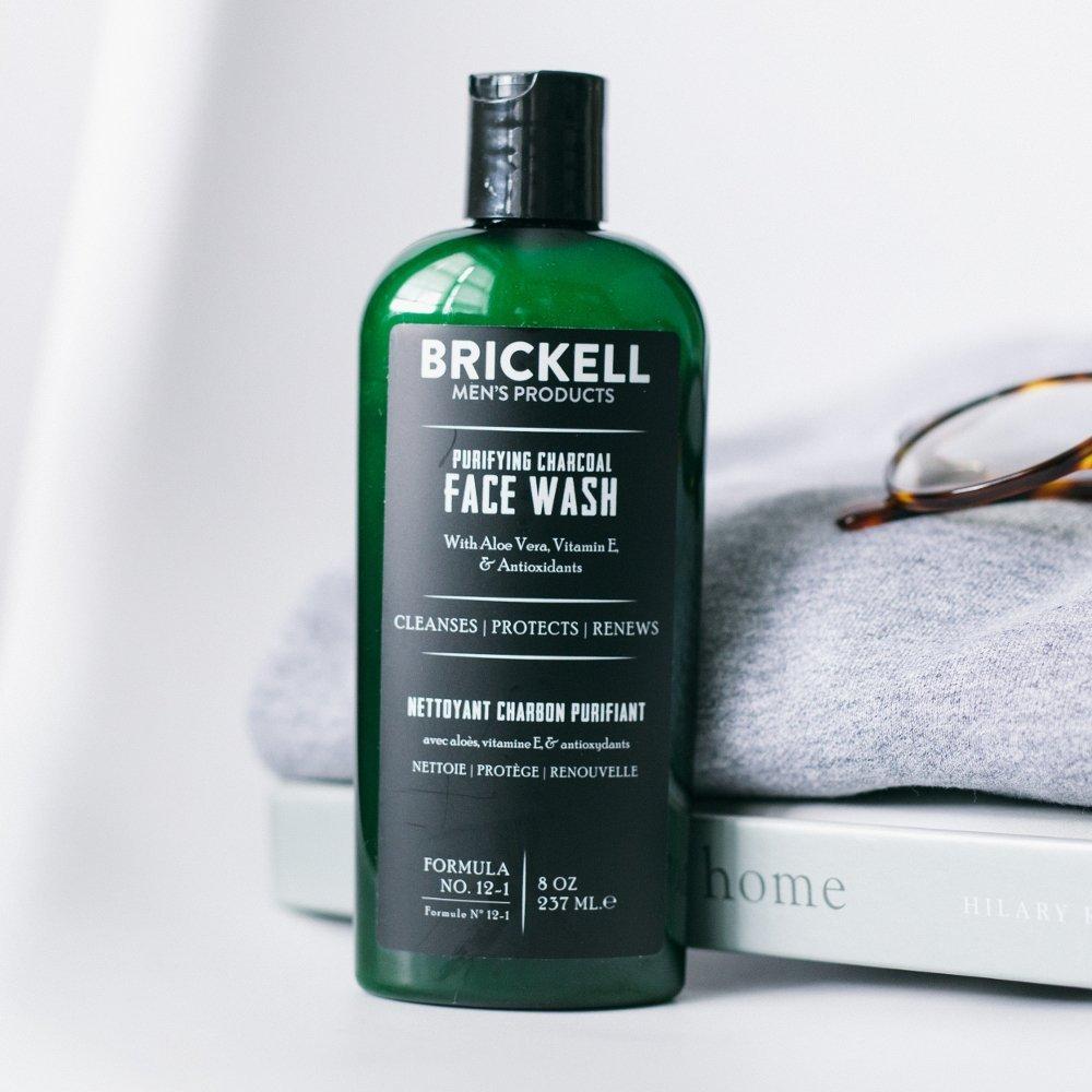 men's face wash brickell