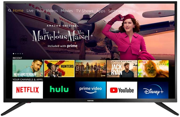 toshiba hd tv fire tv prime day sale