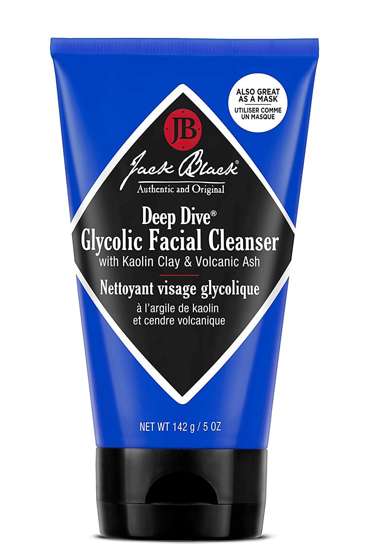 face wash for men jack black