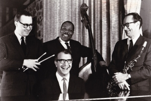 Hear Dave Brubeck's Previously Unreleased Early Version of 'Take Five'