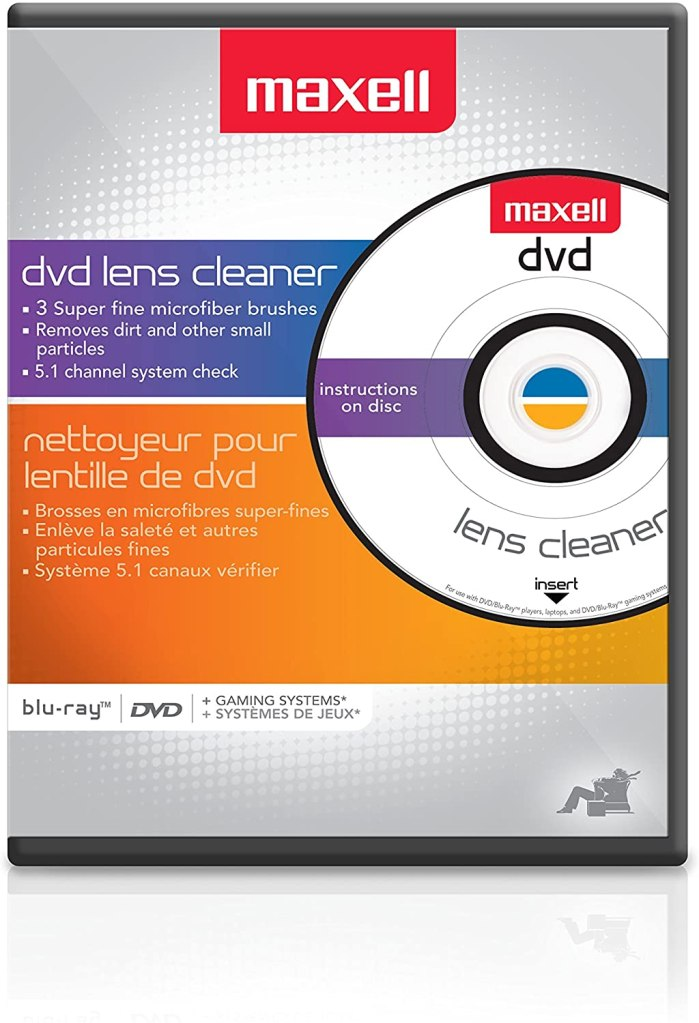 dvd cleaner