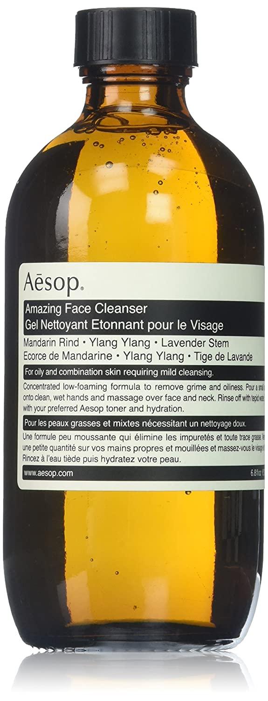 men's face wash expensive aesop