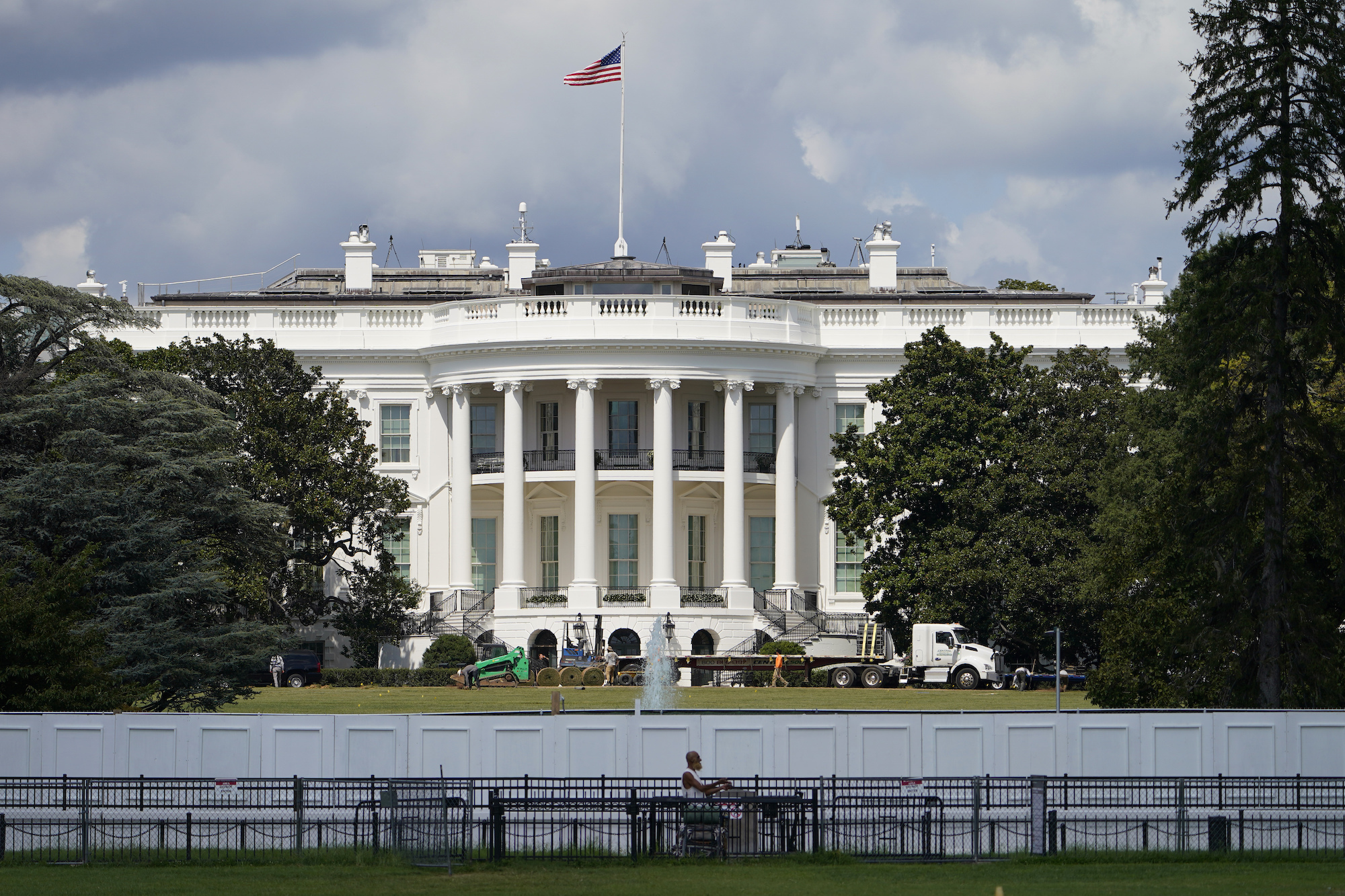 Package Addressed to Trump Containing the Poison Ricin Was Intercepted in White House Mail thumbnail