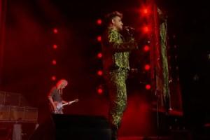Watch Queen + Adam Lambert Perform 'I Was Born To Love You' in Japan