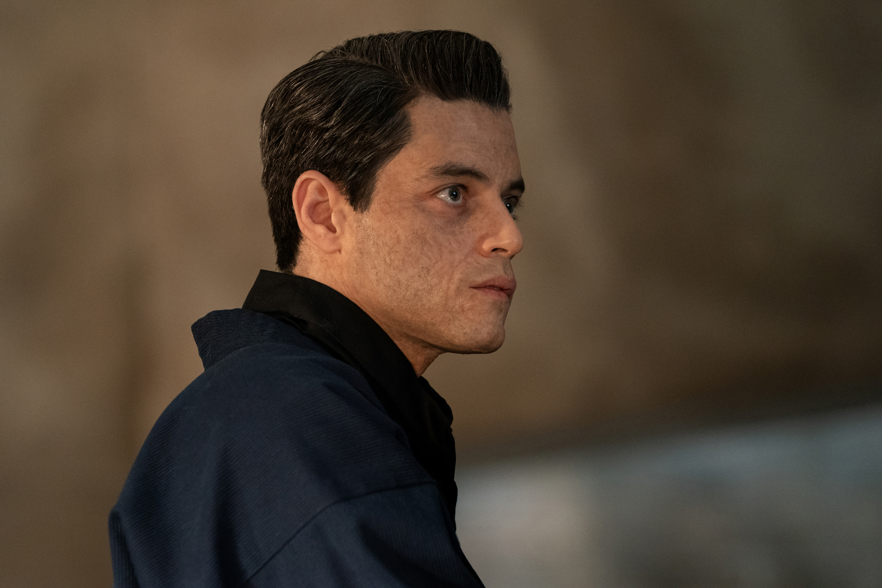 Rami Malek Discusses the Nefarious Nature of His Bond Villain Safin in New Teaser