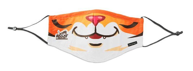 carole baskin tiger mask