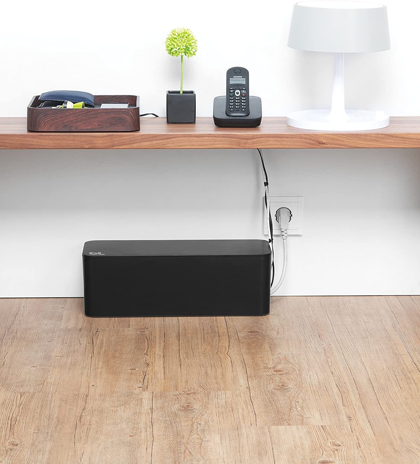 Bluelounge CableBox Cable and Cord Management System