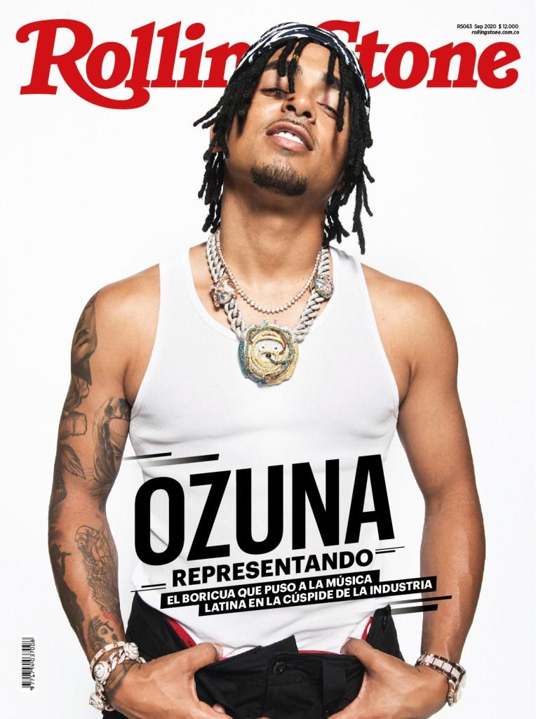 ozuna colombia cover