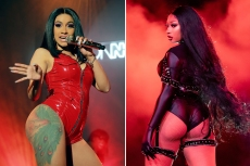 RS Charts: Cardi B and Megan Thee Stallion's 'WAP' Continues Reign at Number One