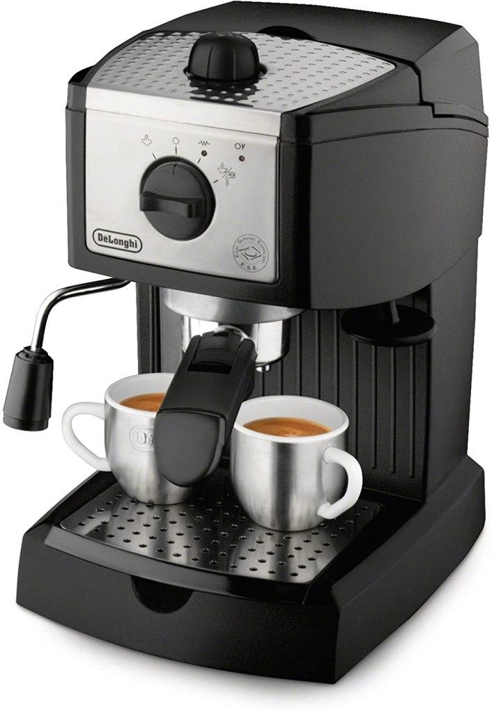 De'Longhi 15 bar Pump Espresso Machine