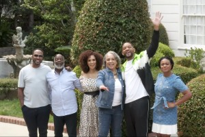 Watch Will Smith, 'Fresh Prince' Cast Tour Series Mansion