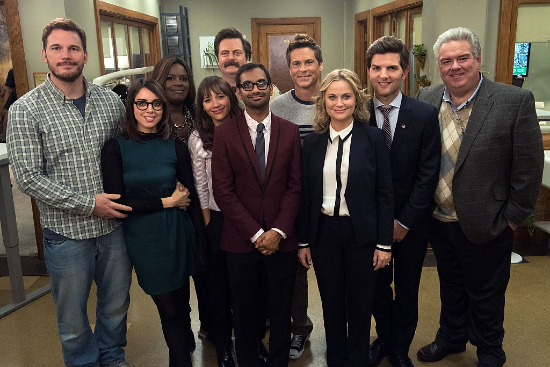 Parks And Rec Cast To Reunite For Virtual Town Hall Rolling Stone