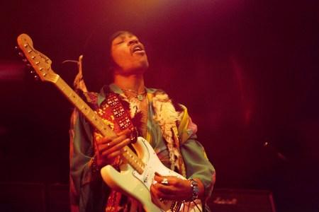 New Jimi Hendrix Documentary Chronicles Ill-Fated 'Rainbow Bridge' -  Rolling Stone