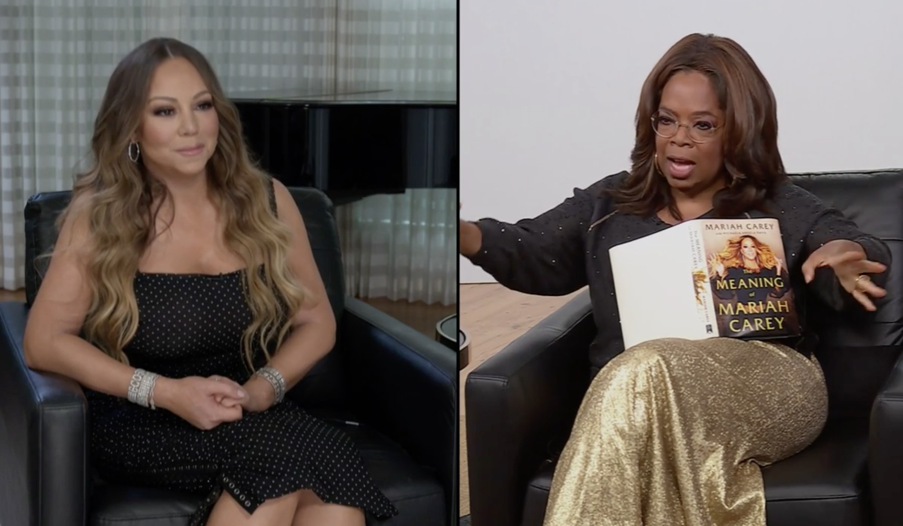 Mariah Carey Talks Being Biracial Finding Unconditional Love in Oprah Interview – Rolling Stone