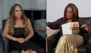 Mariah Carey Talks Being Biracial, Finding Unconditional Love in Oprah Interview