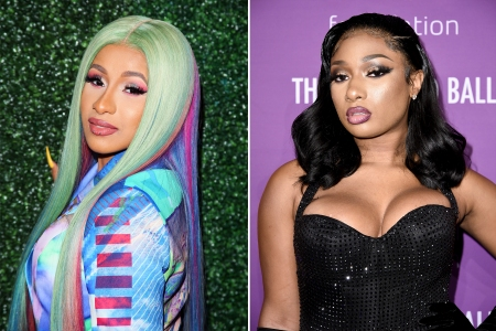 Rs Charts Cardi B And Megan Thee Stallion S Wap Is Number One Again Rolling Stone