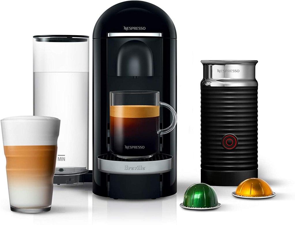 Nespresso VertuoPlus Espresso and Coffee Machine
