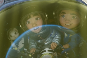 A Girl Embarks on a Quest to Find a Goddess in 'Over the Moon' Trailer