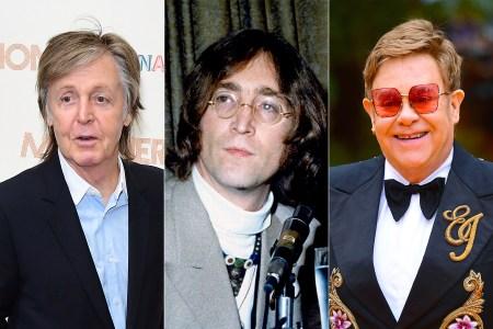 Sean Lennon Taps Paul Mccartney Elton John For Lennon At 80 Special Rolling Stone