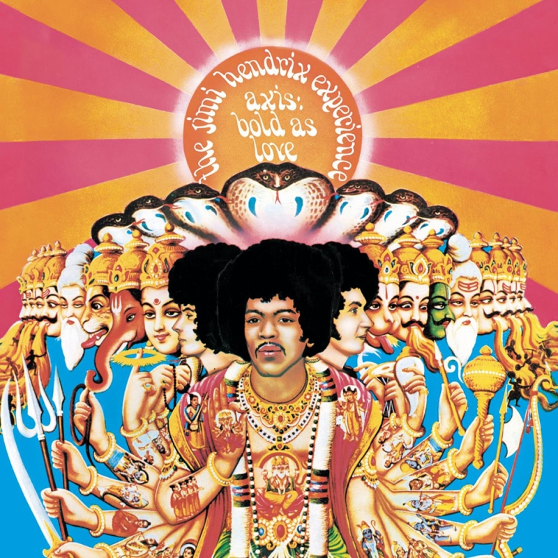 500 albums jimi hendrix experience axis bold as love