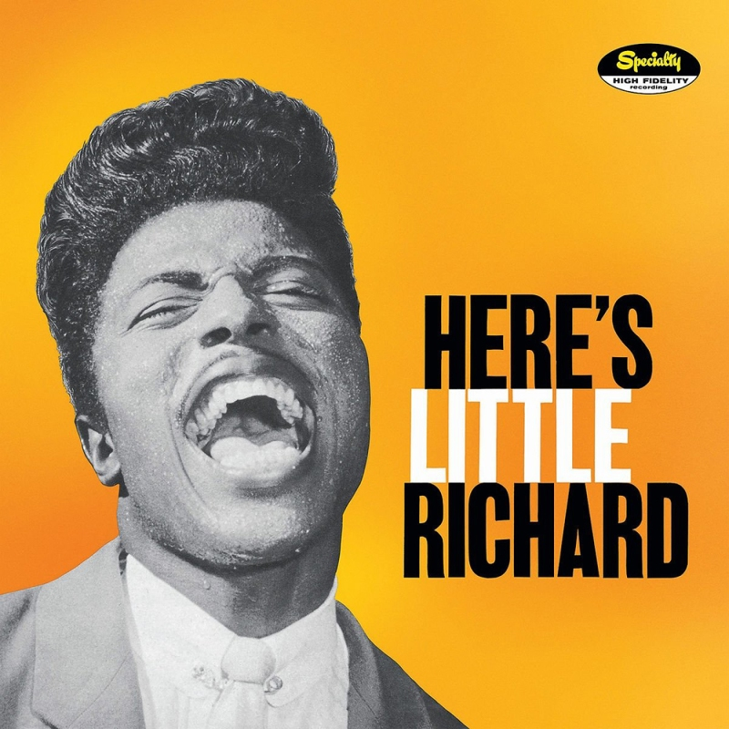 500 albums here's little richard