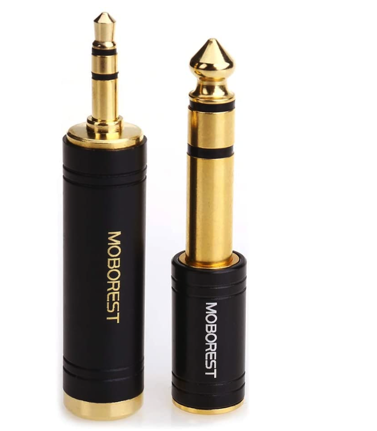 MOBOREST 3.5mm M to 6.35mm